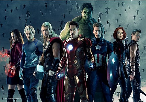 The Avengers – Age Of Ultron