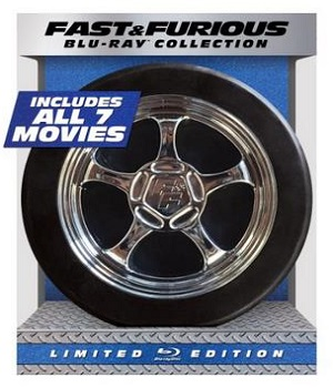 Fast And Furious 1-7 Collection – Limited Edition