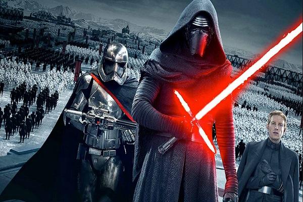 Star Wars – The Force Awakens Movie