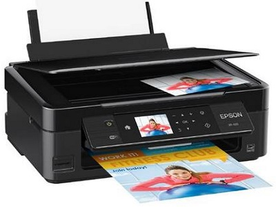 Epson Expression Wireless Color Photo Printer With Scanner And Copier