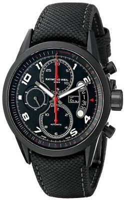 Raymond Weil Mens Chronograph Automatic Watch
