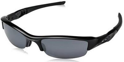 Oakley Mens Flak Jacket Iridium Sunglasses