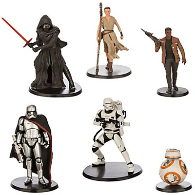 Star Wars - The Force Awakens Figurine Playset