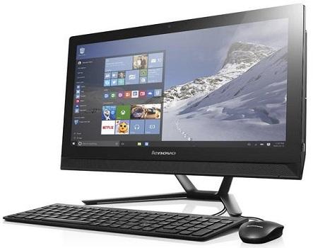 Lenovo C40 21.5-Inch All-In-One Touchscreen Desktop