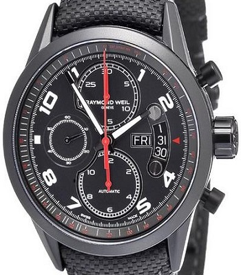 Raymond Weil Mens Chronograph Automatic Watch