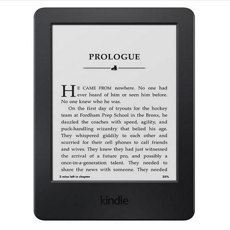 Kindle 6 Glare-Free Touchscreen Display Wi-Fi