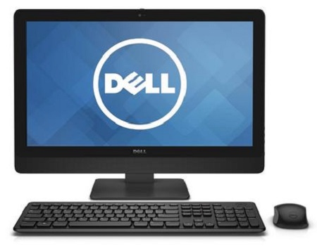 Dell Inspiron 23-Inch All-In-One Touchscreen Desktop