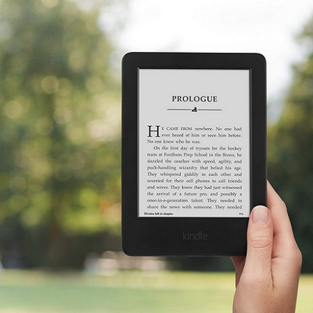 Kindle 6 Glare-Free Touchscreen Display Wi-Fi