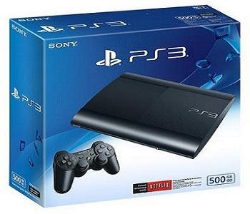 Playstation 3 500GB System