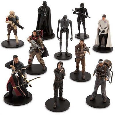 Star Wars Rogue One – A Star Wars Story Deluxe Figurine Set