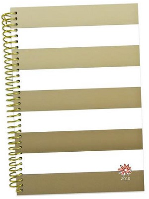 Bloom Daily Planners 2016 Calendar Year Daily Planner