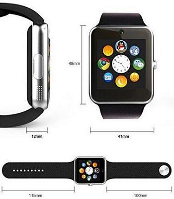 Luxsure Bluetooth Smart Watch