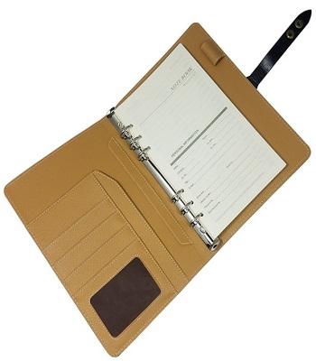 Apor Premium Leather Classic Notebook