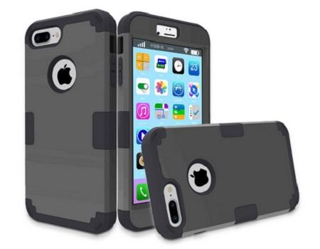 iPhone 7 Plus Case Hybrid Impact 3-In-1