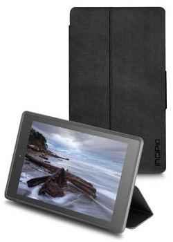 Incipio Clarion Folio Fire HD 8 Case