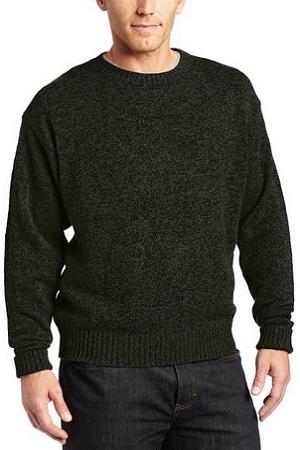Pendleton Men's Shetland Crew Neck Sweater