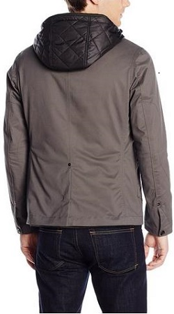 G-Star Raw Men's Bronson Hooded Blazer Jacket In Carhid