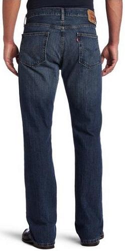 Levi's Men's Slim Bootcut Jean