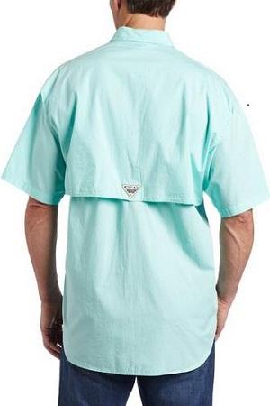 Columbia Men's Bonehead Short Sleeve Work Shirt