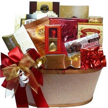 Art Of Appreciation Sweet Passions Gift Baskets