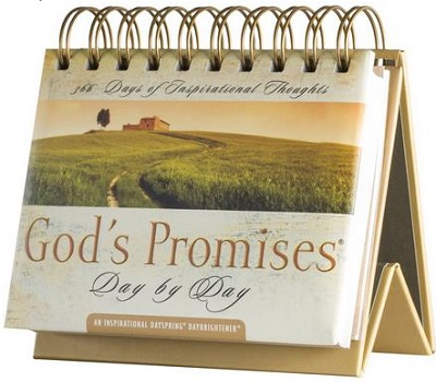 Day Spring God's Promises Day By Day Calendar