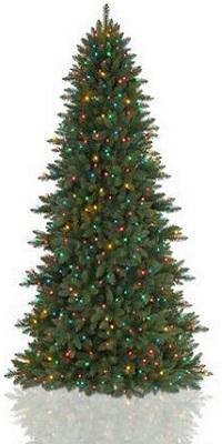 Balsam Hill Berkshire Mountain Fir Artificial Christmas Tree