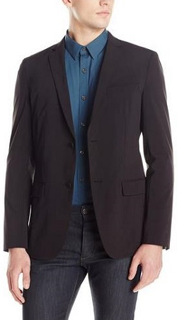 Theory Men's Rodolf Soft Jacket In Clymber Technical Fabric