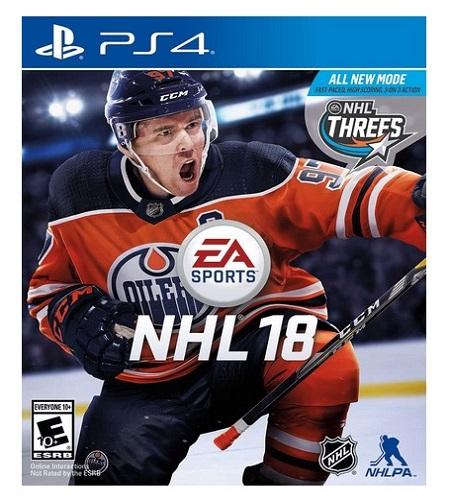 NHL 18 – Playstation 4