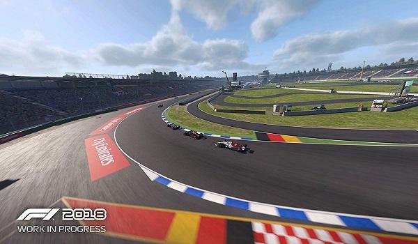 F1 2018 Formula One - Playstation 4