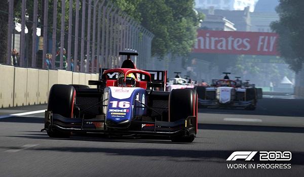 F1 2019 Formula One - Playstation 4