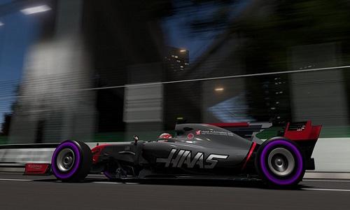 F1 2017 Formula One - Playstation 4
