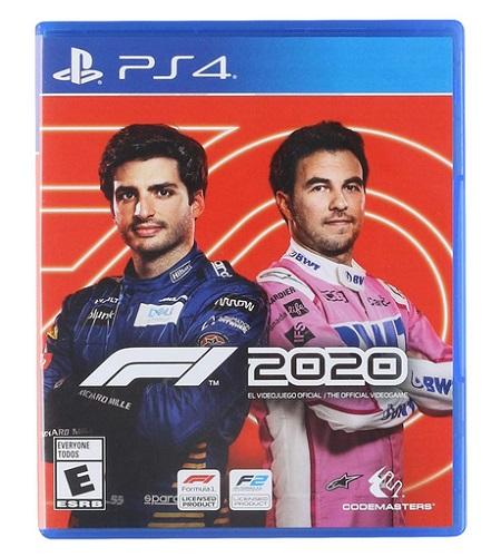 F1 2020 Formula One - Playstation 4