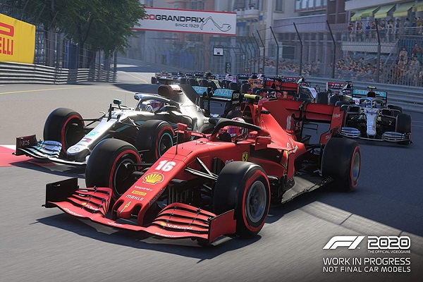 F1 2020 Formula One - Playstation 4