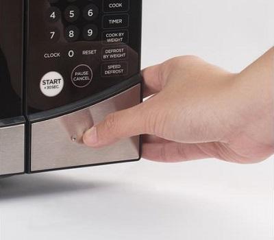Danby Designer Countertop Microwave