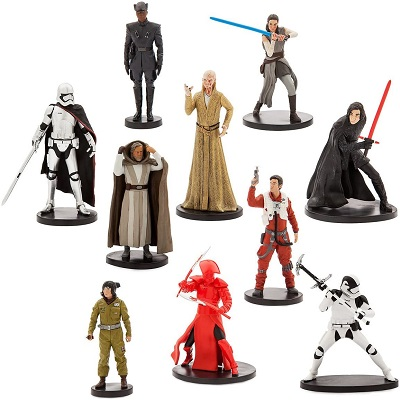 Star Wars - The Last Jedi Deluxe Figure Play Set