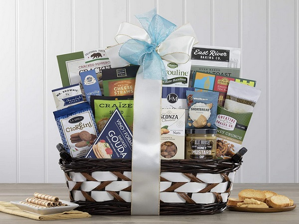 Wine Country Gift Baskets The Connoisseur Gourmet Gift