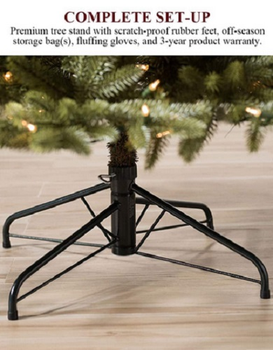 Balsam Hill 7.5ft Premium Unlit Artificial Christmas Tree