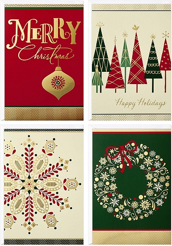 Image Arts Boxed Christmas Cards Assortment